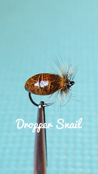 Dropper Snail by Alan Hobson, Wild Fly Fishing in the Karoo