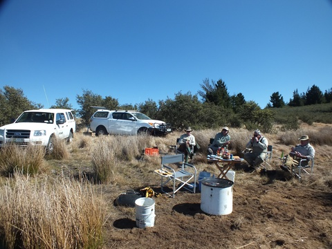 Fly Fishing clinic for groups, Wild Fly Fishing in the Karoo, South Africa