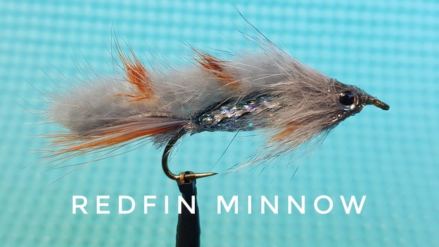 Redfin Minnow by Alan Hobson, Wild Fly Fishing in the Karoo
