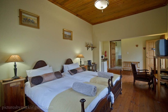 Antelope room, Angler & Antelope, Somerset East, South Africa