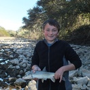 Fly Fishing indigenous Yellowfish, Wild Fly Fishing in the Karoo, South Africa