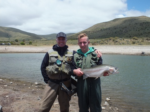 Trophy trout, Wild Fly Fishing in the Karoo