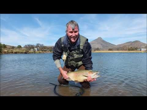 Wild Fly Fishing in the Karoo & A&A Adventures