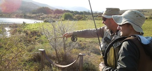 Wild Fly Fishing in the Karoo - self-catering