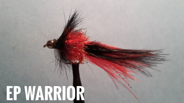 EP Warrior by Alan Hobson, Wild Fly Fishing in the Karoo